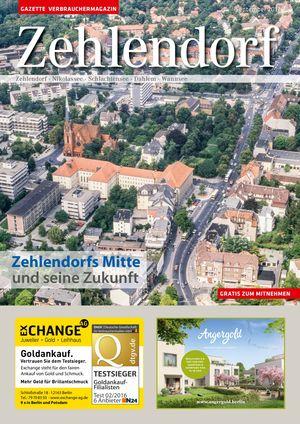 Titelbild Zehlendorf 9/2017