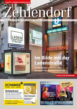 Titelbild Zehlendorf 3/2018