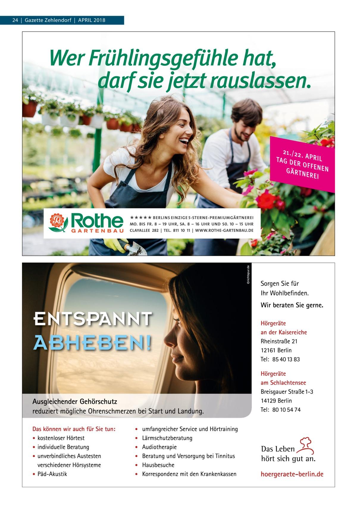 24 Gazette Zehlendorf April 2018