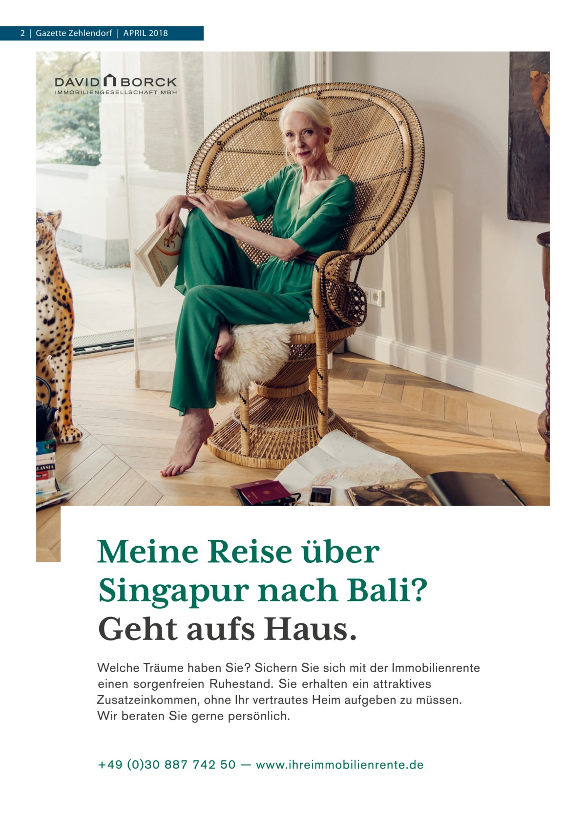 2 Gazette Zehlendorf April 2018