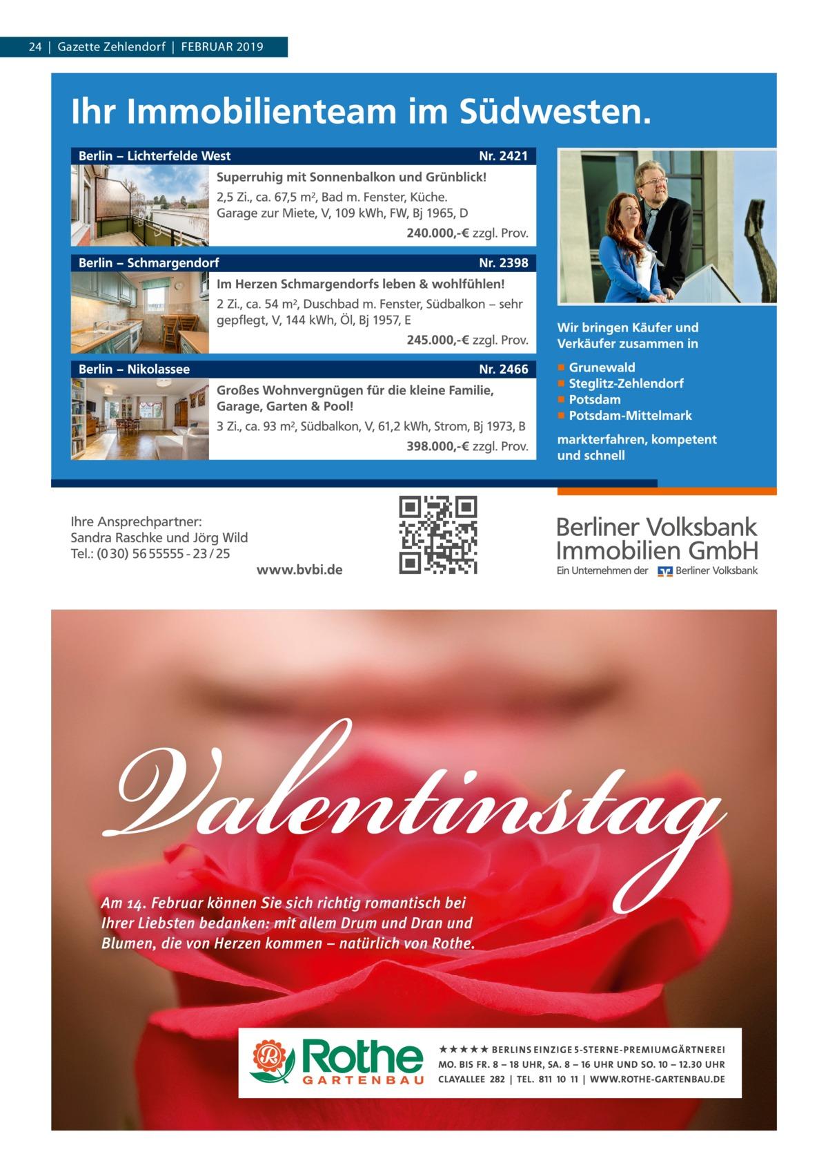 24|Gazette Zehlendorf|Februar 2019