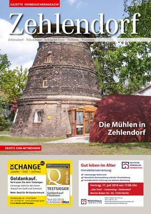 Titelbild Zehlendorf 6/2019