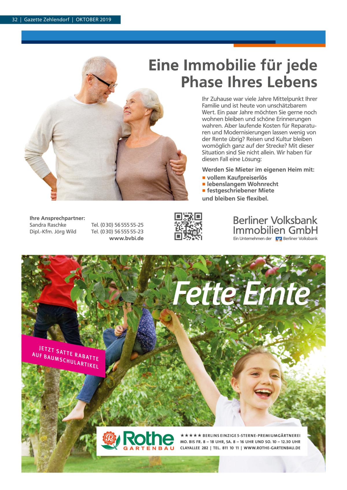32|Gazette Zehlendorf|Oktober 2019