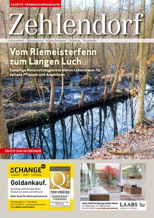 Titelbild Zehlendorf 2/2020