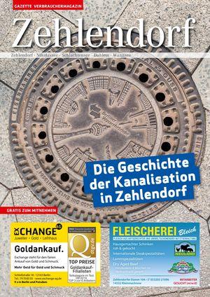 Titelbild Zehlendorf 5/2020