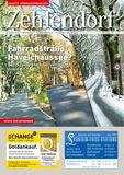 Titelbild: Gazette Zehlendorf Januar Nr. 1/2021