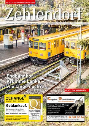 Titelbild Zehlendorf 5/2021