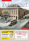 Titelbild: Gazette Zehlendorf Juni Nr. 6/2021