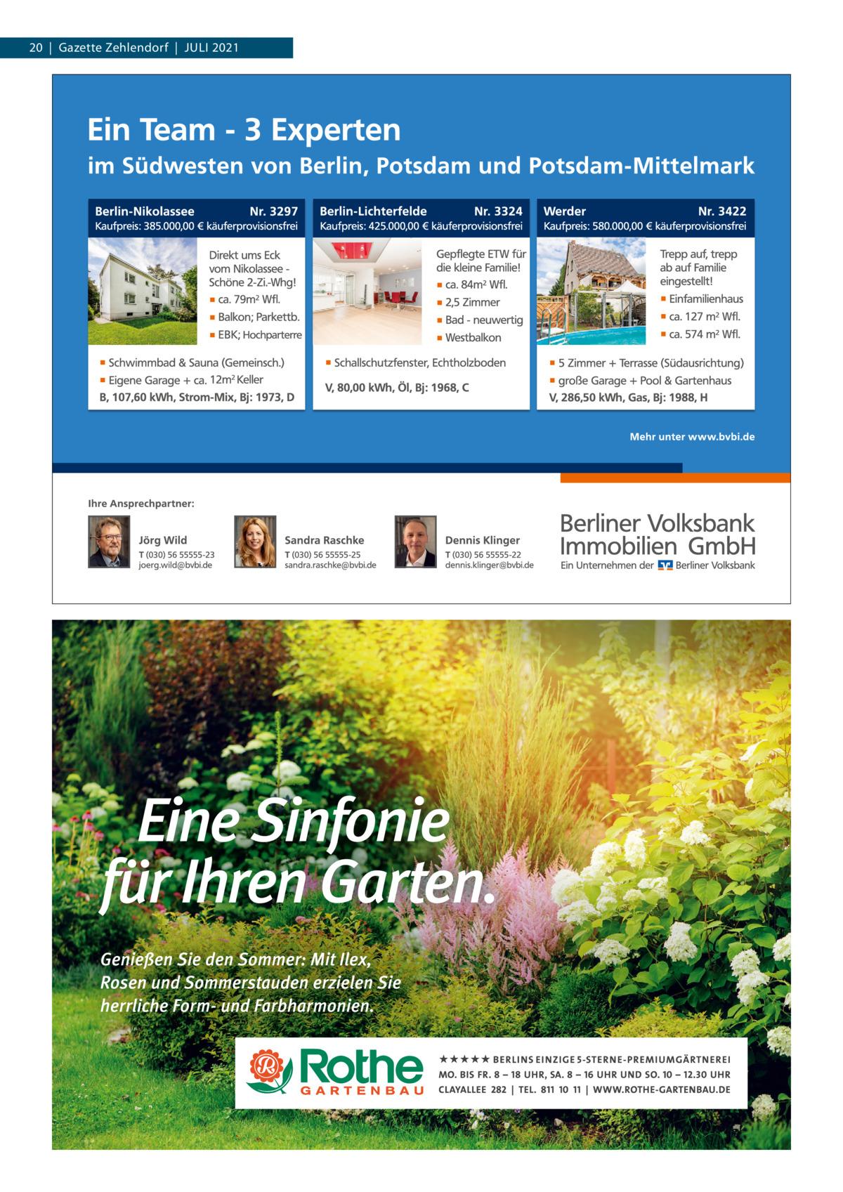 20|Gazette Zehlendorf|Juli 2021