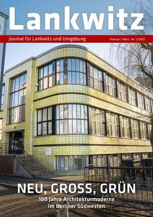Titelbild Lankwitz Journal 1/2020