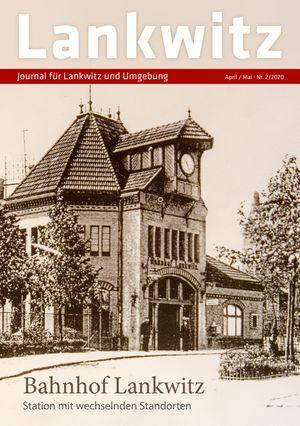 Titelbild Lankwitz Journal 2/2020