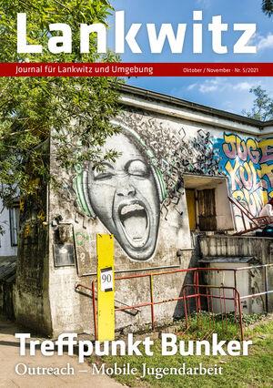 Titelbild Lankwitz Journal 5/2021