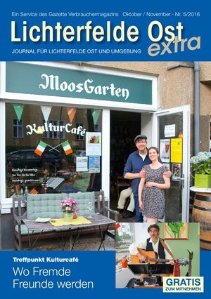 Titelbild Lichterfelde Ost Journal 5/2016
