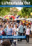 Titelbild: Lichterfelde Ost Journal August/September Nr. 4/2018