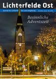 Titelbild: Lichterfelde Ost Journal Dezember/Januar Nr. 6/2018