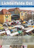 Titelbild: Lichterfelde Ost Journal August/September Nr. 4/2019