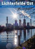 Titelbild: Lichterfelde Ost Journal Februar/März Nr. 1/2020