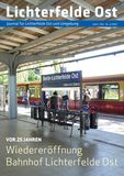 Titelbild: Lichterfelde Ost Journal April/Mai Nr. 2/2020