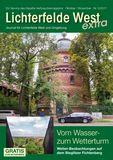 Titelbild: Lichterfelde West Journal Oktober/November Nr. 5/2017