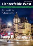 Titelbild: Lichterfelde West Journal Dezember/Januar Nr. 6/2018