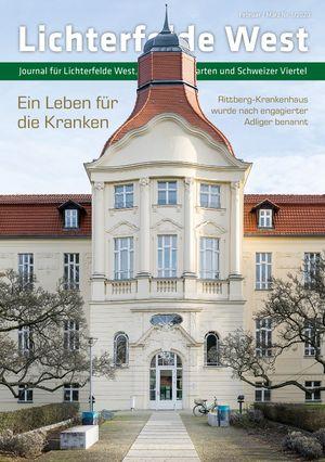 Titelbild Lichterfelde West Journal 1/2020