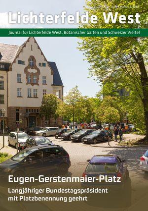 Titelbild Lichterfelde West Journal 2/2020