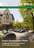 Titelbild: Lichterfelde West Journal April/Mai Nr. 2/2020