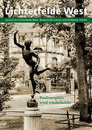 Titelbild Lichterfelde West Journal 6/2020