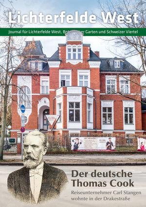 Titelbild Lichterfelde West Journal 3/2021