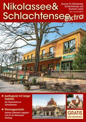 Titelbild Nikolassee & Schlachtensee Journal 6/2012