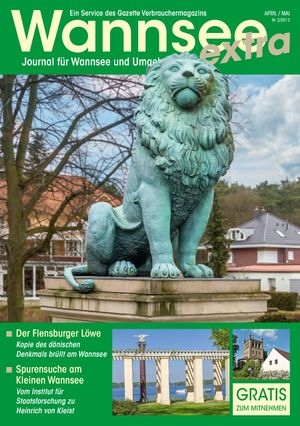 Titelbild Wannsee Journal 2/2013