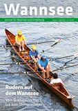 Titelbild: Wannsee Journal August/September Nr. 4/2018