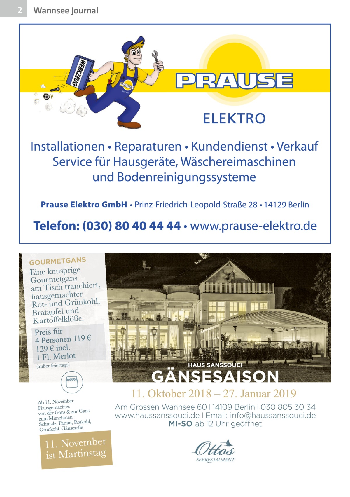 2  Wannsee Journal