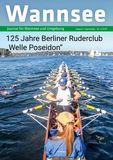 Titelbild: Wannsee Journal August/September Nr. 4/2019
