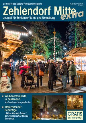 Titelbild Zehlendorf Mitte Journal 6/2015