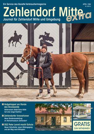Titelbild Zehlendorf Mitte Journal 2/2016