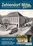 Titelbild: Zehlendorf Mitte Journal Februar/März Nr. 1/2017