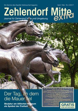 Titelbild Zehlendorf Mitte Journal 2/2017