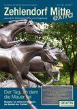 Titelbild: Zehlendorf Mitte Journal April/Mai Nr. 2/2017