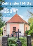 Titelbild: Zehlendorf Mitte Journal April/Mai Nr. 2/2018