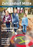 Titelbild: Zehlendorf Mitte Journal Dezember/Januar Nr. 6/2019