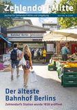 Titelbild: Zehlendorf Mitte Journal April/Mai Nr. 2/2020