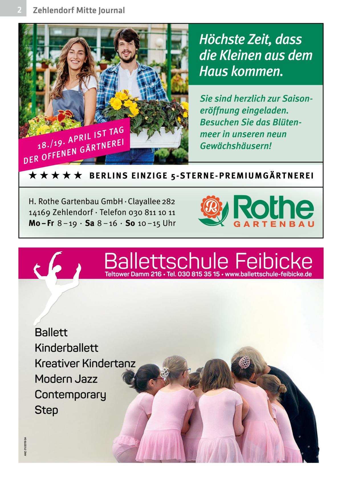 2  Zehlendorf Mitte Journal