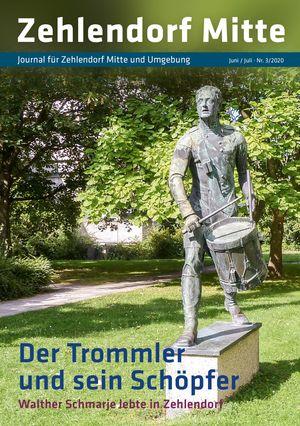 Titelbild Zehlendorf Mitte Journal 3/2020