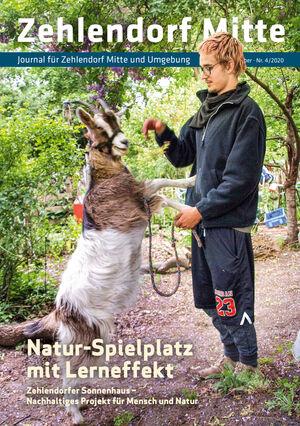 Titelbild Zehlendorf Mitte Journal 4/2020