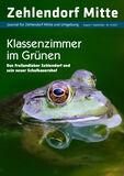 Titelbild: Zehlendorf Mitte Journal August/September Nr. 4/2021