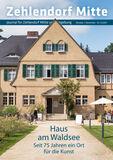 Titelbild Zehlendorf Mitte Journal